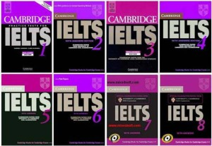 Cambridge Ielts Books Series